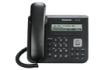 Standard dual port SIP telephone with large alphanumeric display